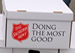The Rockland Salvation Army Receives $12,300 Donation From Latter-Day Saints